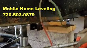 Mobile Home Leveling - Foundation Repair Denver.jpg