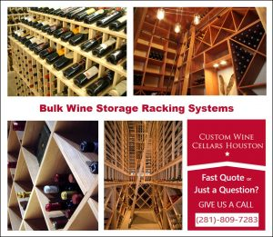 Bulk Wine Storage Racking Systems