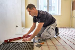 lehi tile pro laying tile over radiant heated floor.jpg