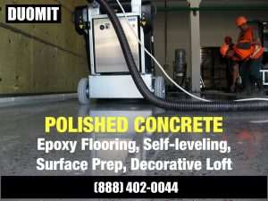 DUOMIT Polished Concrete