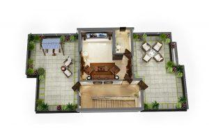3D_floor_plan_garden_area_landscape_patio_design_developer