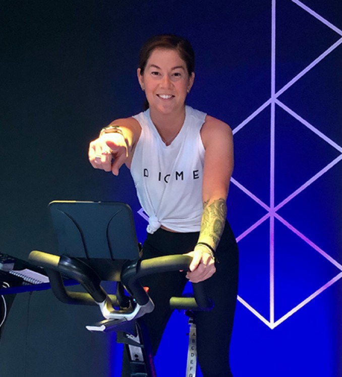 Spin classes near me