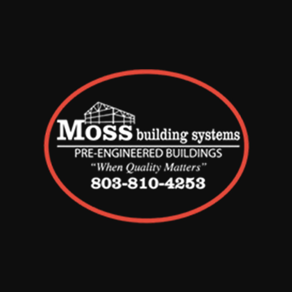 Moss Building Systems – Logo